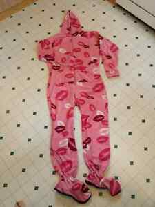 Hot lips onesie