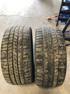 2 Pirelli Scorpions Winter Ice 275-40-20 100$ Each!!