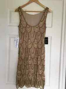 Gold Sequin dress $40.00 Regina Regina Area image 3