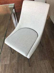 Two Modern Chairs