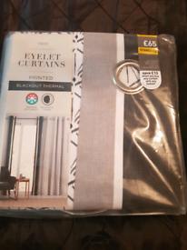 Next curtains 53 wide 72 drop