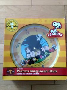 Horloge pour enfant NEUF