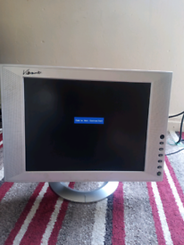 """VIBRANT VL5A9PD-E02 15"""" LCD MONITOR WITH BUILT IN SPEAKERS"""