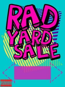 YARD SALE...102 BUNBURY ROAD ---- '2' FAMILIES