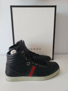 GUCCI coda high top sneakers men