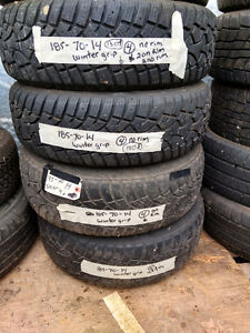 14 inches winter tires. 185/70r14, 205/75r14, 175/65r14 and more