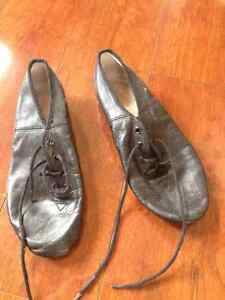 Dance Shoes - Black - Little Girl's Sz 5