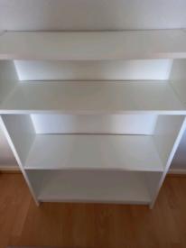 Sold IKEA white bookcase