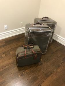 Luxury, High End Hartman Luggage