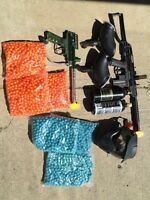 Paintball stuff