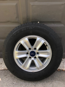 Ford F-150  Tire Package