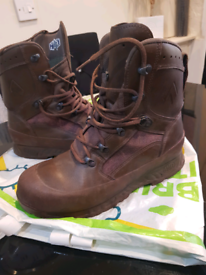 Haix walking boots size 9.5