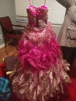 BALL GOWN PROM DRESS FOR SALE