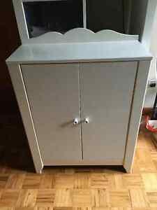 2 IKEA cabinets