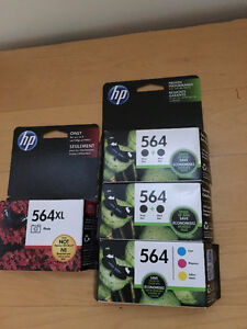 New HP 564xl ink