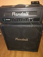 Randall Titan amp for sale or trade