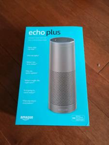 Amazon Echo Plus (1st Gen) Sliver Alexa