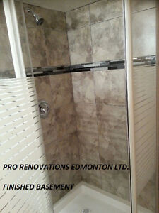 SUMMER IS HERE! RENOVATIONS HOUSES & FINISHED BASEMENT LOW COST Edmonton Edmonton Area image 5