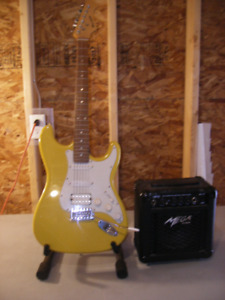 Manfield Electric guitar