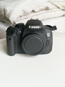 Canon 700D (T5I)