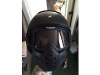 Shark raw medium helmet
