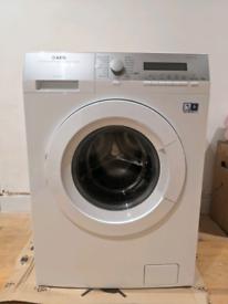 AEG Freestanding Washing Machine, 8kg, 1400 spin