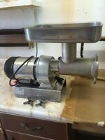 Meat Saw and Meat Grinder