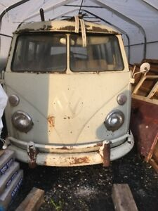 VW Bus (total of 4, 2 with titles)  Volkswagen