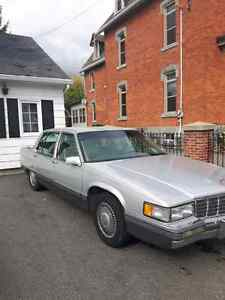 92 cadillac fleetwood for Trade