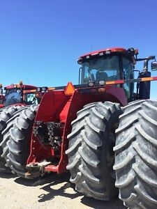 2011 Case IH Steiger 400HD 4WD Articulated Tractor London Ontario image 7