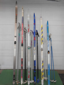 Ski de fond SNS plusieurs grandeur