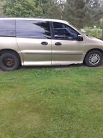 2001 Ford Windstar Fourgonnette, fourgon adapté