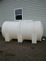 735 Gallon Ace Roto-Mold Water Container For Sale