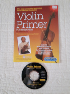 Music Book - Violin Primer The Beginning Violin Method