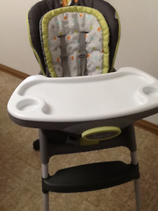 ingenuity  3in 1 high chair