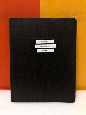 Tektronix 070-4768-00 Cg5001 Cg551ap Calibration Generator Instruction Manual