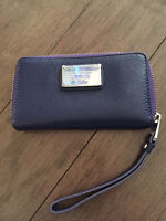Marc By Marc Jacobs Wingman Wallet - Electric Stage Blue
