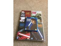 Starwars clone wars DVD series bundle or can sell individually