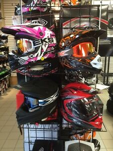 ATV / UTV / MC GOGGLES ON SALE! SPRING IS HERE, EKS - GOX!