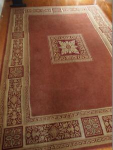 Area Carpet 9.5 X 6.5 foot
