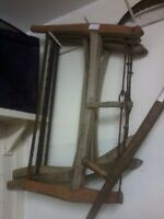 Collection of Old Bow & Hand Saws , Shovels etc.. P708-11