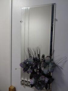 miroir decoratif 12x30