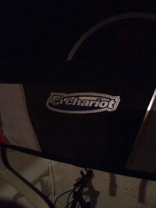 Chariot Cougar 2 Double Seat Jogger