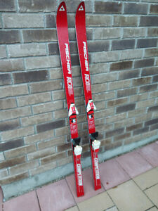 62inch Downhill Skis and Bindings