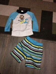 Boys 18-24 month swimsuits