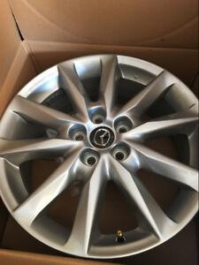 """MAZDA 18"""" OEM Wheels (Mazda 3 CX 5 CX 9)"""