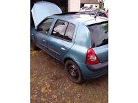 Renault Clio for breaking SALE