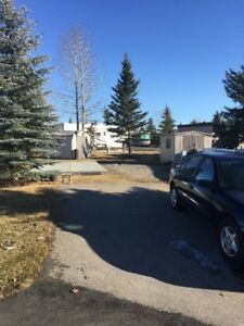 Beautiful RV Park Lot for Rent for the Summer   October free
