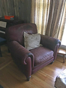 Leather Chair and other styles