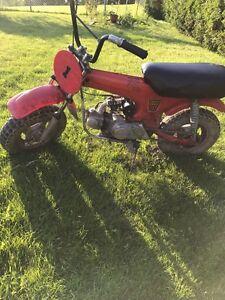 Honda ct70  VENDU!!!!